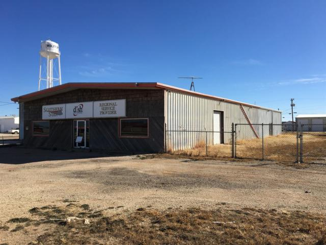 801 Us Highway 82, Wolfforth, TX 79382 (MLS #201800838) :: The Lindsey Bartley Team