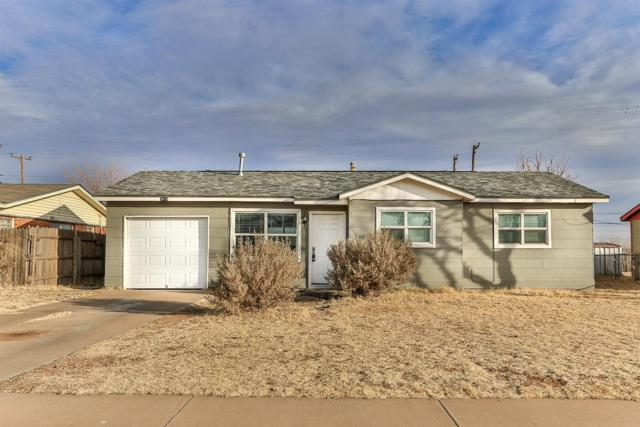 2419 E 28th Street, Lubbock, TX 79404 (MLS #201801205) :: Lyons Realty