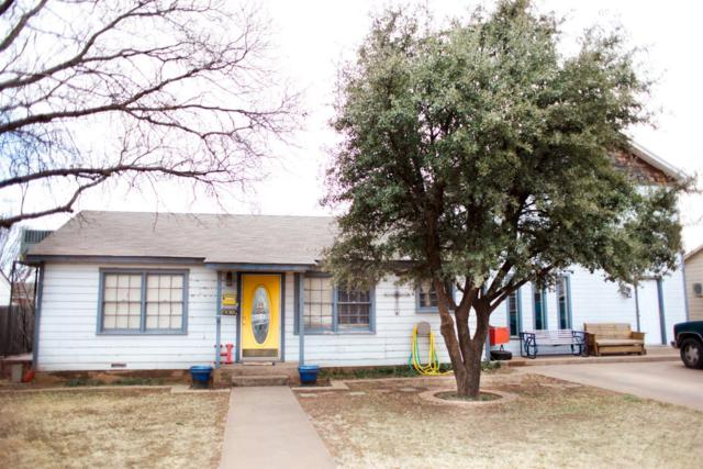 805 N 15th Street, Lamesa, TX 79331 (MLS #201801260) :: Lyons Realty