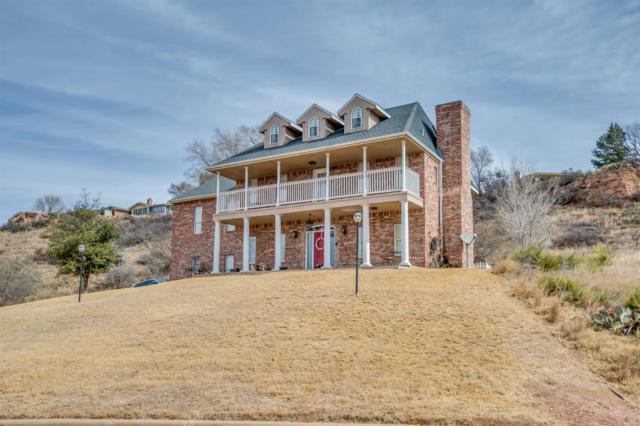 36 Foothill Drive, Ransom Canyon, TX 79366 (MLS #201801907) :: Lyons Realty