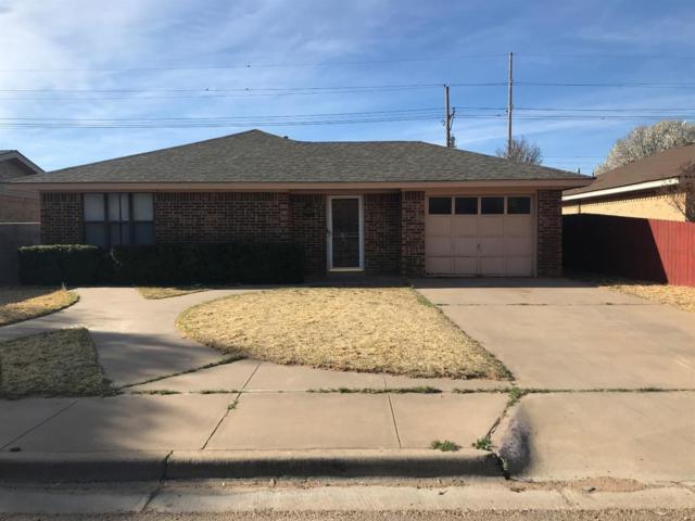 608 E Fir, Denver City, TX 79323 (MLS #201802377) :: Lyons Realty