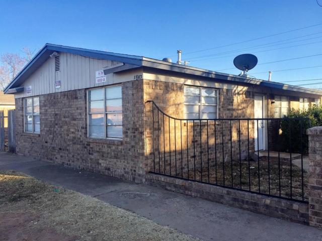 1707 66th Street, Lubbock, TX 79412 (MLS #201802383) :: Lyons Realty