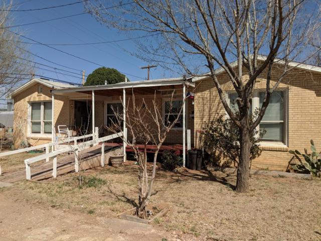 4403 N Ave F, Lamesa, TX 79331 (MLS #201802401) :: Lyons Realty