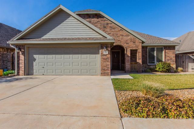 18 Tuscan Villa Circle, Lubbock, TX 79423 (MLS #201802414) :: Lyons Realty