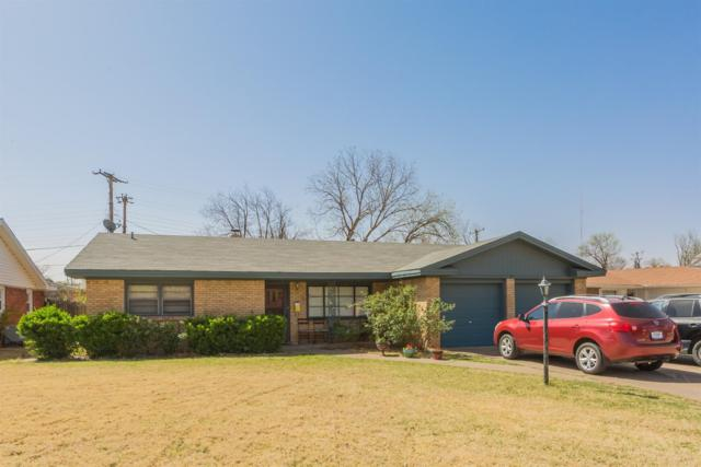 2111 65th Street, Lubbock, TX 79412 (MLS #201803009) :: Lyons Realty