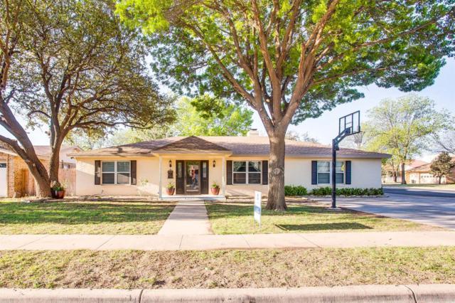 3815 54th Street, Lubbock, TX 79413 (MLS #201803433) :: Lyons Realty