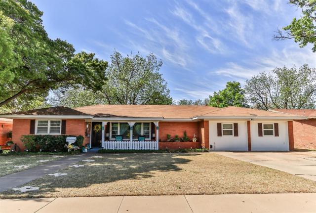 2717 53rd Street, Lubbock, TX 79413 (MLS #201803526) :: Lyons Realty