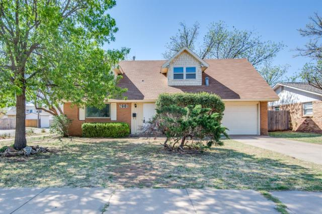 2001 70th Street, Lubbock, TX 79412 (MLS #201803537) :: Lyons Realty
