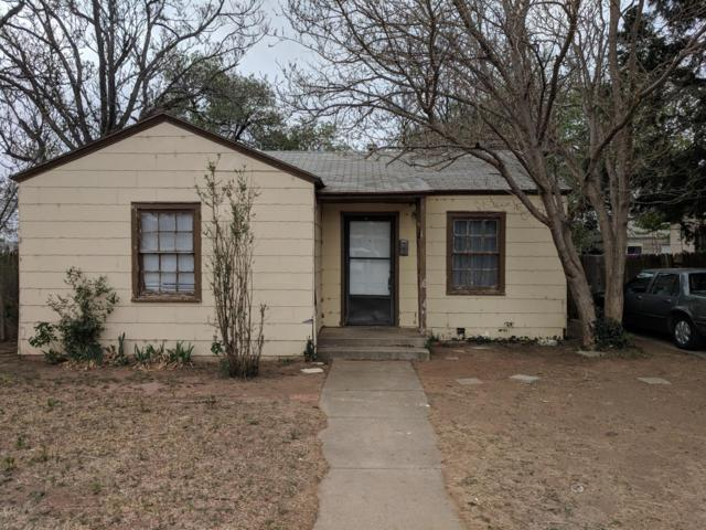 2013 38th Street, Lubbock, TX 79412 (MLS #201803590) :: Lyons Realty