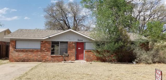 5214 46th Street, Lubbock, TX 79414 (MLS #201803638) :: Lyons Realty