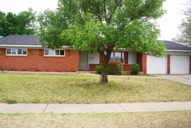 2115 66th Street, Lubbock, TX 79412 (MLS #201803786) :: Lyons Realty