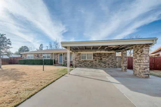835 S 21st Street, Slaton, TX 79364 (MLS #201803914) :: Lyons Realty