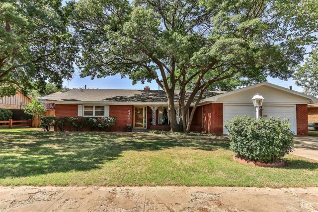 3405 46th Street, Lubbock, TX 79413 (MLS #201803945) :: Lyons Realty