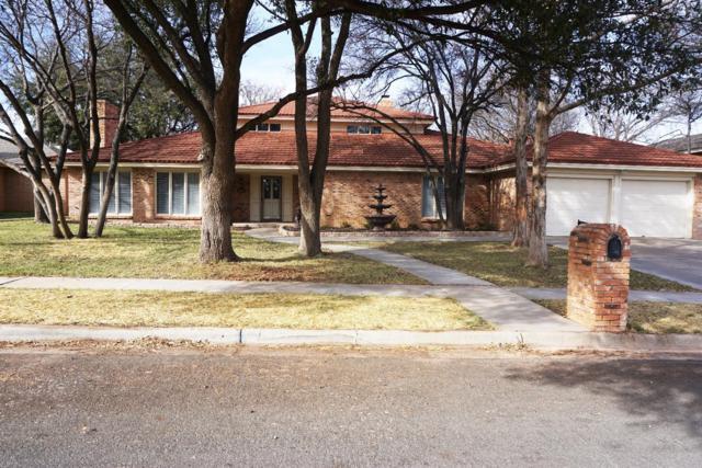4010 88th Street, Lubbock, TX 79423 (MLS #201803977) :: Lyons Realty