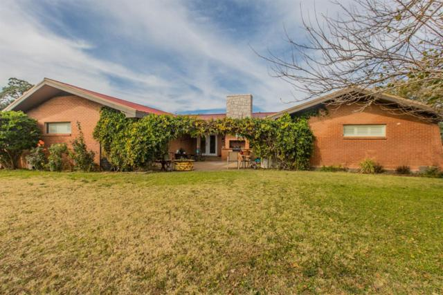 871 County Road 125, Post, TX 79356 (MLS #201804110) :: Lyons Realty
