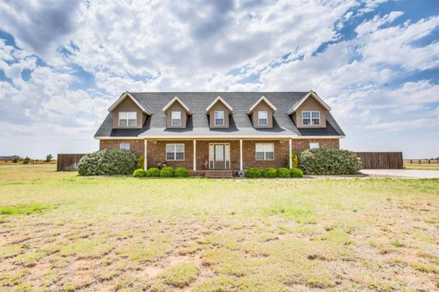 7509 N County Road 1440, Shallowater, TX 79363 (MLS #201804411) :: Lyons Realty