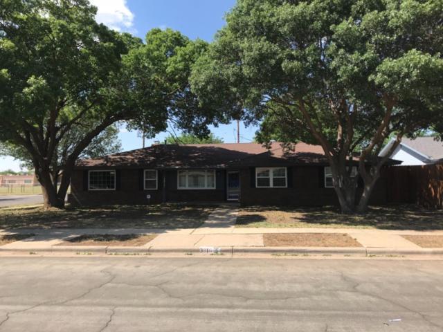 3816 57th Street, Lubbock, TX 79413 (MLS #201804446) :: Lyons Realty
