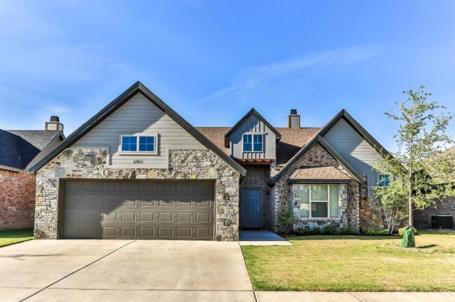 6903 69th Street, Lubbock, TX 79424 (MLS #201804452) :: Lyons Realty