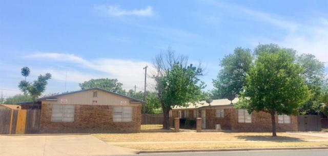 1805 66th Street, Lubbock, TX 79412 (MLS #201804500) :: Lyons Realty