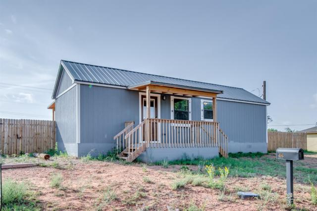 416 Sterley Avenue, Spur, TX 79370 (MLS #201804530) :: Reside in Lubbock | Keller Williams Realty