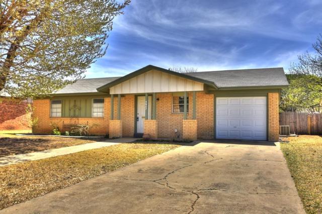 4507 58th Street, Lubbock, TX 79414 (MLS #201804722) :: Lyons Realty