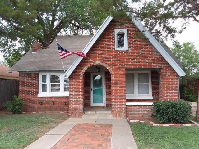 2008 26th Street, Lubbock, TX 79411 (MLS #201804888) :: Lyons Realty