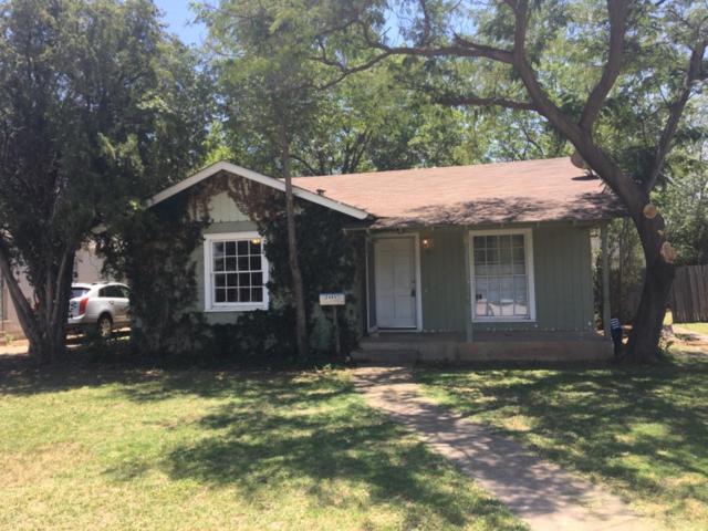 2405 32nd Street, Lubbock, TX 79411 (MLS #201804931) :: Lyons Realty