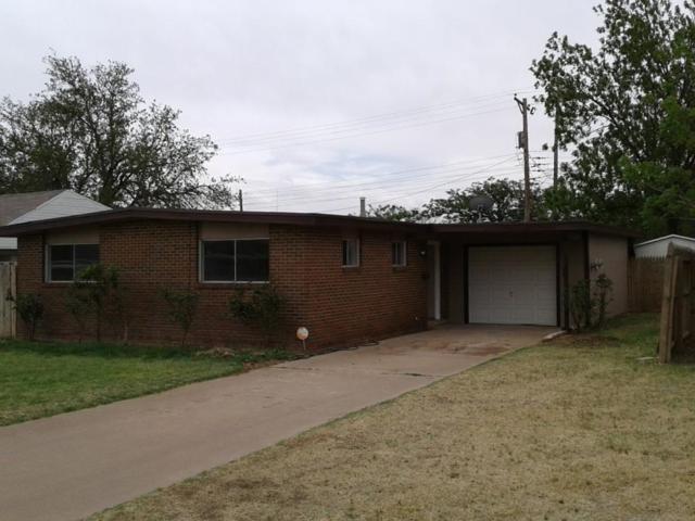2513 63rd Street, Lubbock, TX 79413 (MLS #201804993) :: Lyons Realty