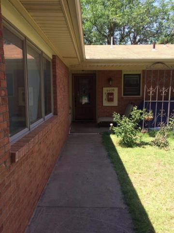 4408 26th Street, Lubbock, TX 79410 (MLS #201804998) :: Lyons Realty