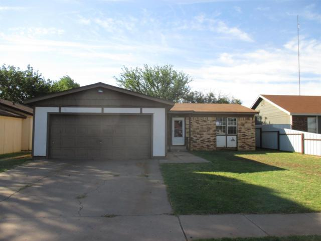 2715 94th Street, Lubbock, TX 79423 (MLS #201805010) :: Lyons Realty