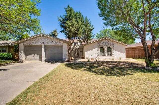 4506 62nd Street, Lubbock, TX 79414 (MLS #201805020) :: Lyons Realty