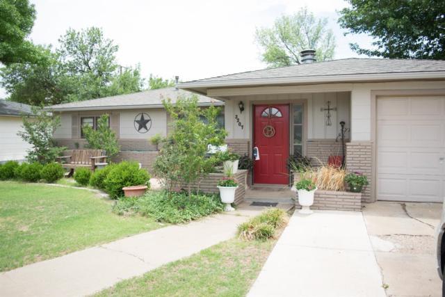 3207 36th Street, Lubbock, TX 79413 (MLS #201805029) :: Lyons Realty