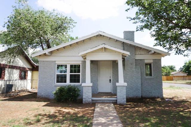 1925 27th Street, Lubbock, TX 79411 (MLS #201805033) :: Lyons Realty