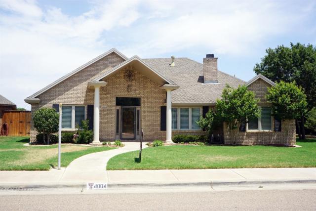 4004 99th Street, Lubbock, TX 79423 (MLS #201805041) :: Lyons Realty