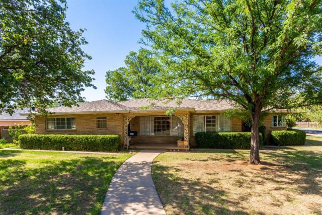 1721 28th Street, Lubbock, TX 79411 (MLS #201805053) :: Lyons Realty