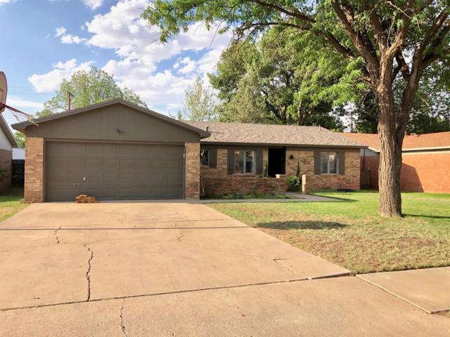 4412 53rd Street, Lubbock, TX 79414 (MLS #201805070) :: Lyons Realty