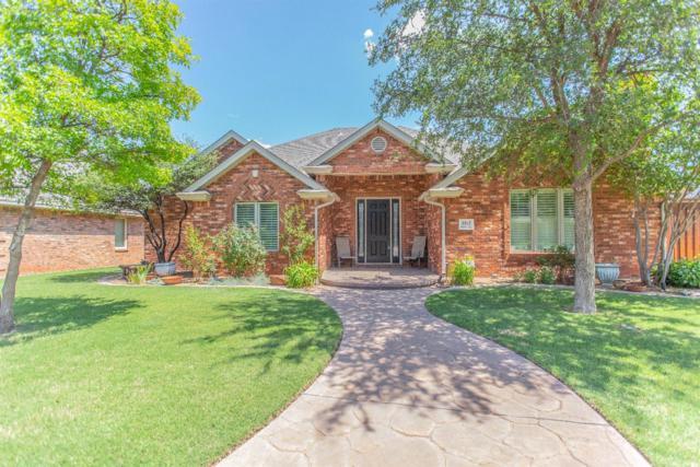 3913 100th Street, Lubbock, TX 79423 (MLS #201805186) :: Lyons Realty