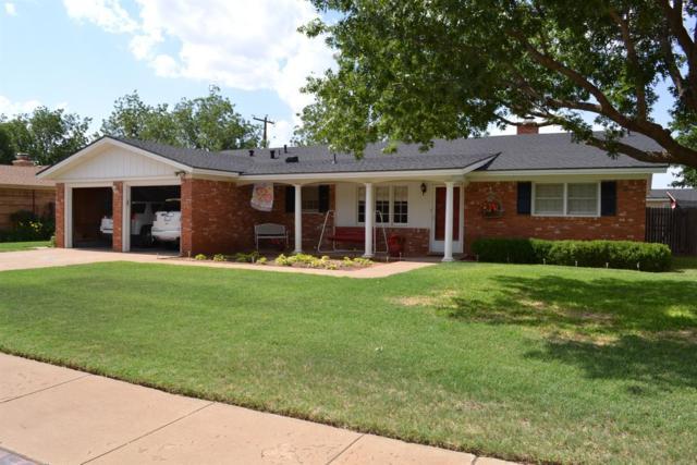 1530 W Crosby Street, Slaton, TX 79364 (MLS #201805195) :: Lyons Realty