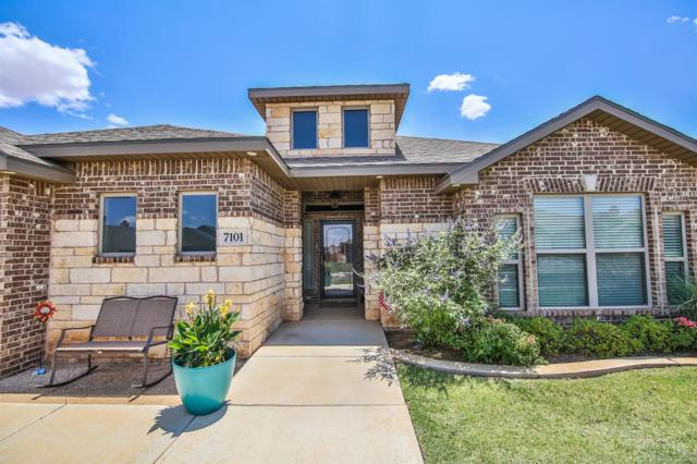 7101 91st Street, Lubbock, TX 79424 (MLS #201805273) :: Lyons Realty