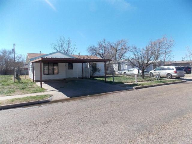 2617 Bates Street, Lubbock, TX 79415 (MLS #201805276) :: Lyons Realty