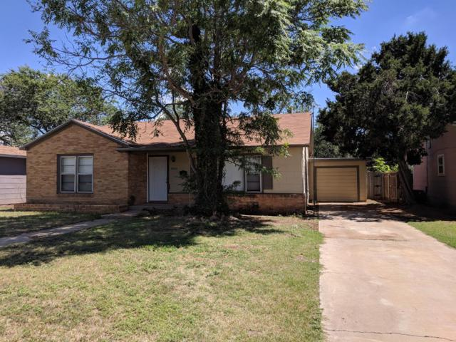 3405 36th Street, Lubbock, TX 79413 (MLS #201805299) :: Lyons Realty
