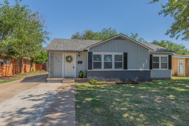 2404 33rd Street, Lubbock, TX 79411 (MLS #201805355) :: Lyons Realty