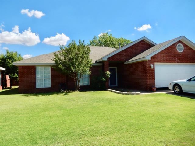 6023 74th Street, Lubbock, TX 79424 (MLS #201805393) :: Lyons Realty
