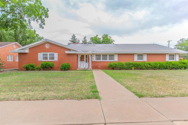 2517 54th Street, Lubbock, TX 79413 (MLS #201805402) :: Lyons Realty