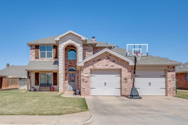 6108 78th Street, Lubbock, TX 79424 (MLS #201805406) :: Lyons Realty