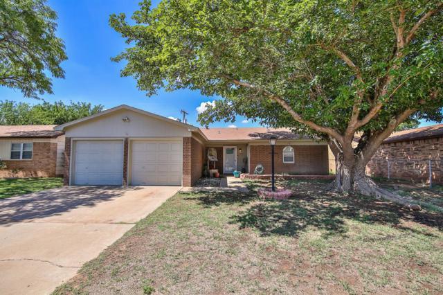 4806 54th Street, Lubbock, TX 79414 (MLS #201805439) :: Lyons Realty