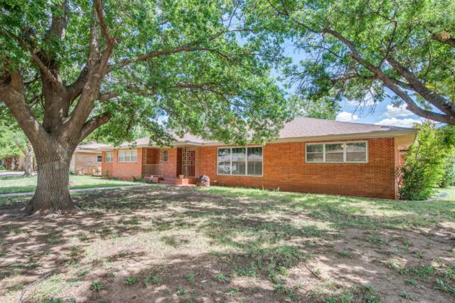3413 43rd Street, Lubbock, TX 79413 (MLS #201805442) :: Lyons Realty
