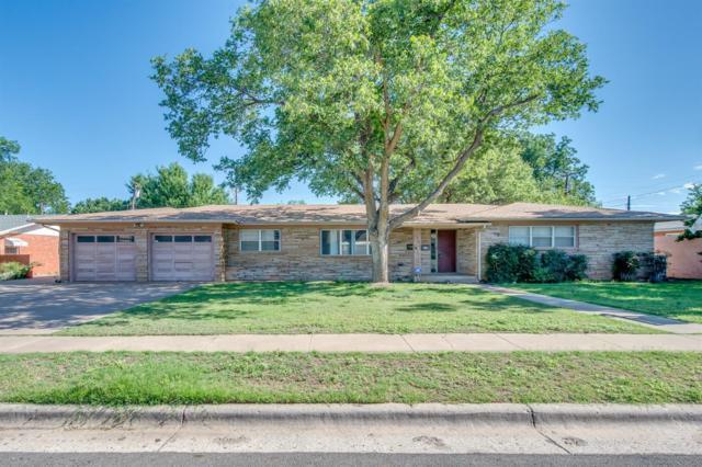 3504 42nd Street, Lubbock, TX 79413 (MLS #201805459) :: Lyons Realty