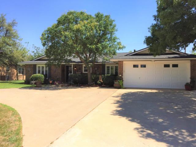 1202 E Warren Street, Brownfield, TX 79316 (MLS #201805468) :: Lyons Realty