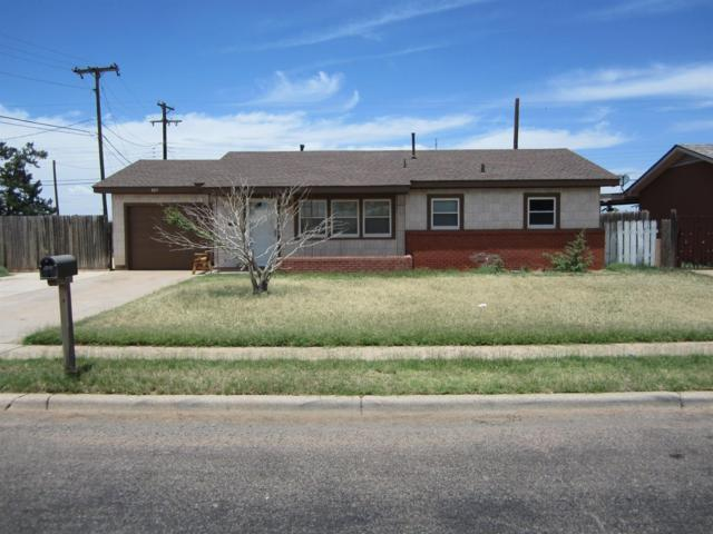 805 E 4th Street, Denver City, TX 79323 (MLS #201805785) :: Lyons Realty